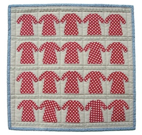 "30. ""Twenty Dotted Dresses"" Phyllis Campbell Rockford, Illinois"