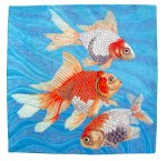 """Fancy Goldfish"" by Susan Brubaker Knapp of Mooresville, North Carolina"