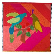 """Do You Have a Bernina?"", 2009, for the ""Crazy for Quilts"" contest."